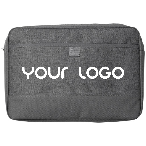 Poly canvas (600D) laptop bag (13,3')